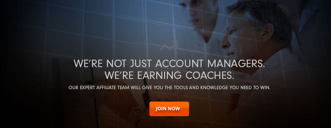 We're not just account Managers. We're earning coaches.